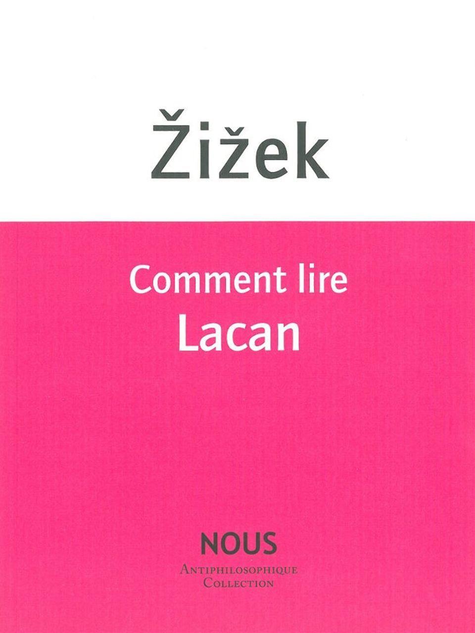 COMMENT LIRE LACAN