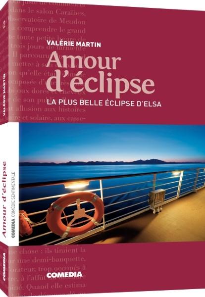 AMOUR D'ECLIPSE - LIVRE PERSONNALISE - ROMAN