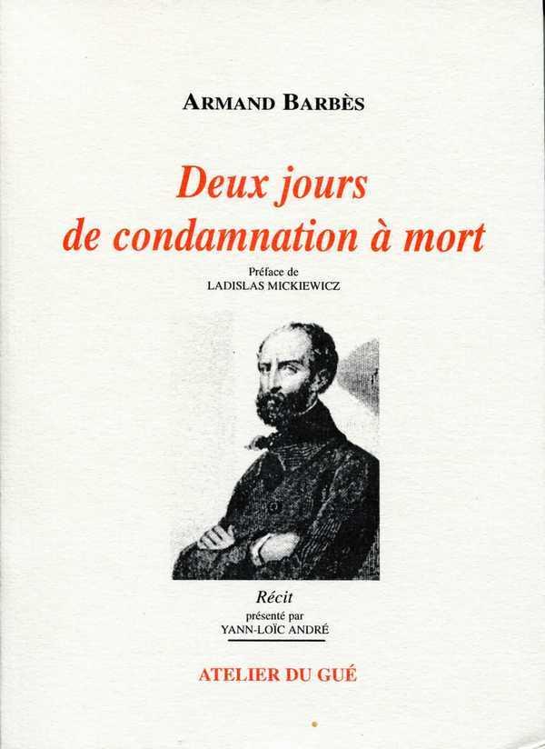 DEUX JOURS DE CONDAMNATION A MORT