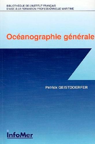 OCEANOGRAPHIE GENERALE