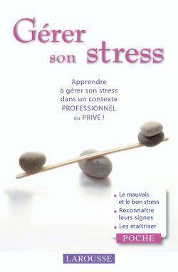 GERER SON STRESS