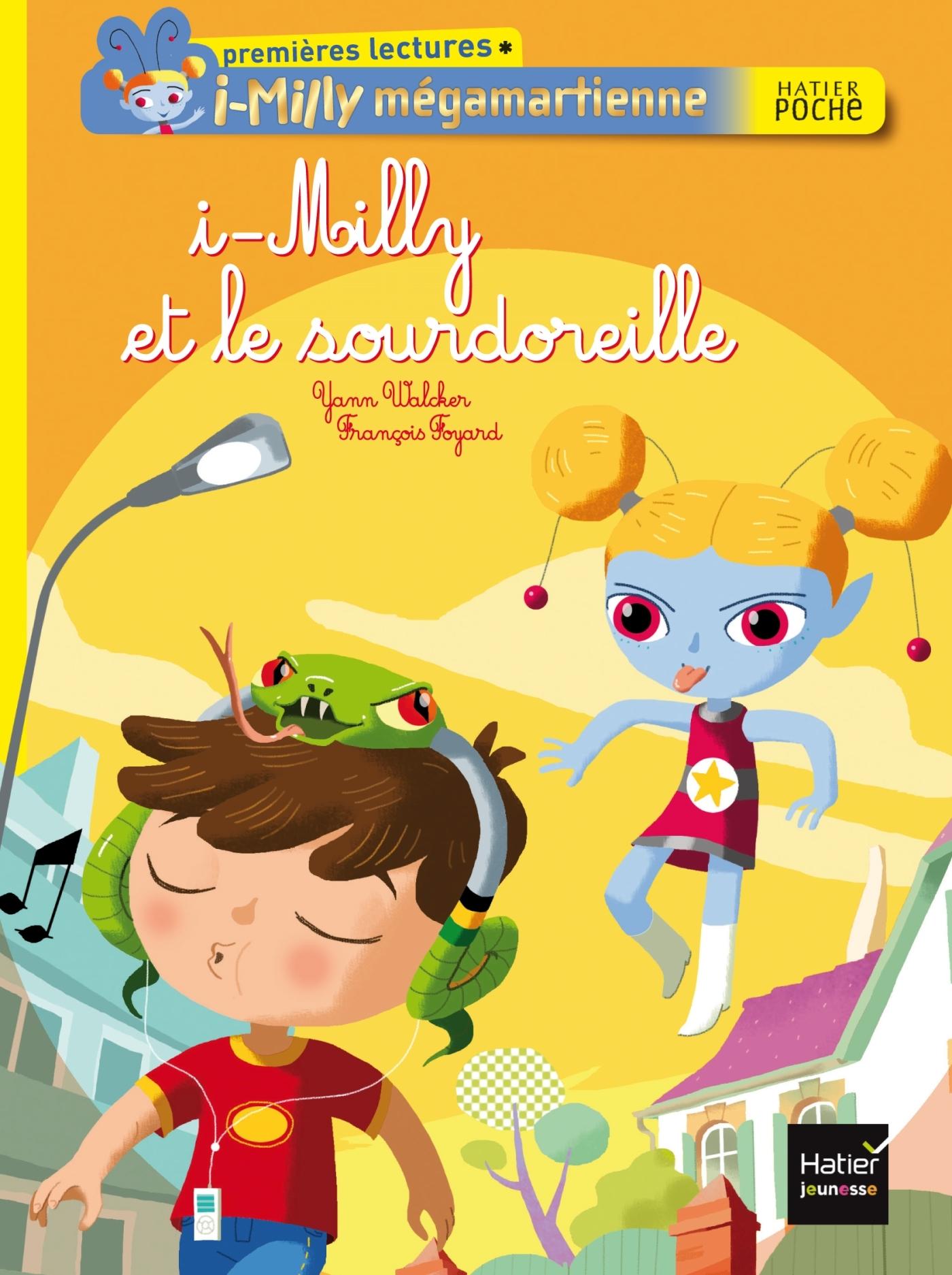 I-MILLY ET LE SOURDOREILLE
