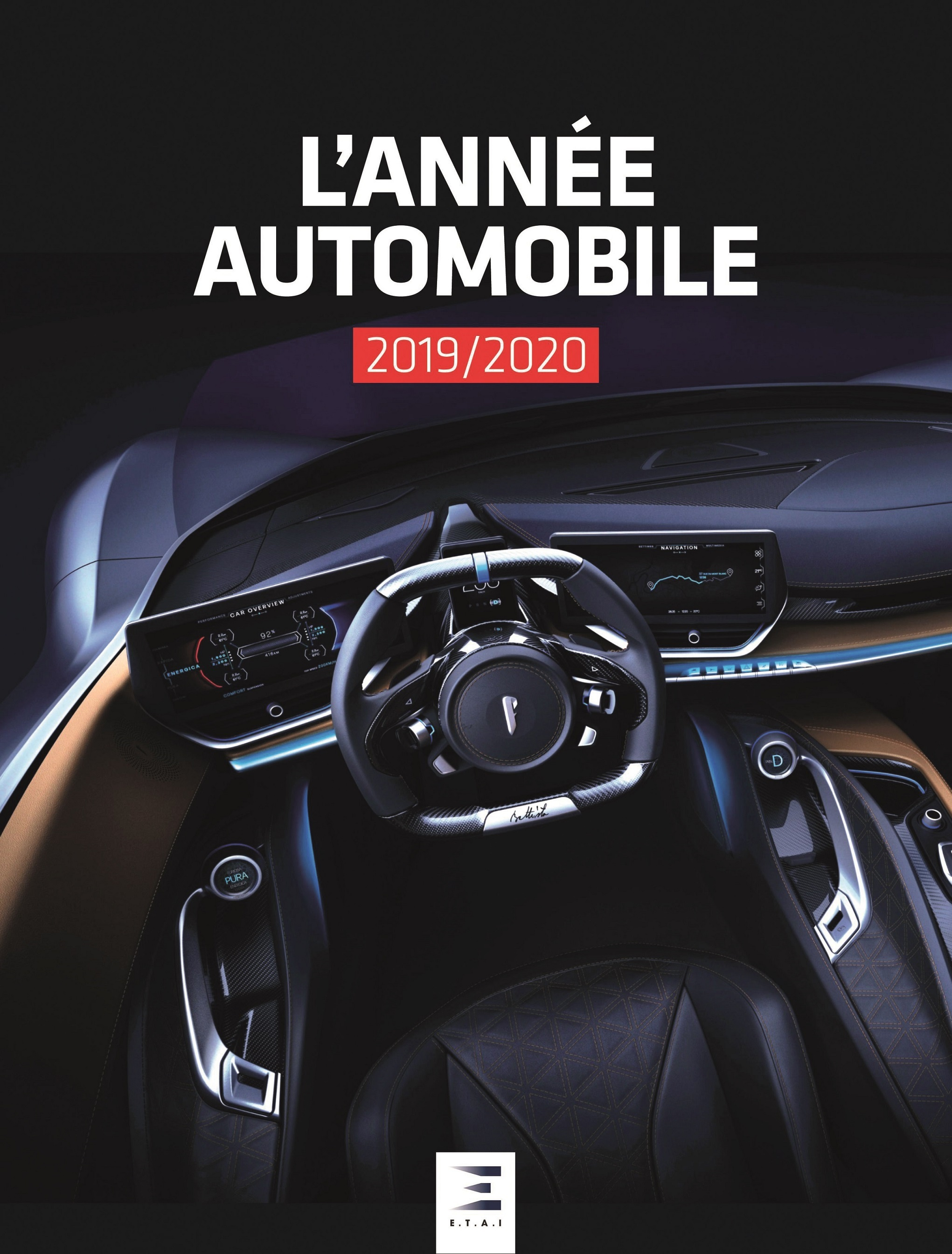 L'ANNEE AUTOMOBILE N  67 (2019/2020)