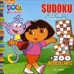 DORA SUDOKU FACILE-1