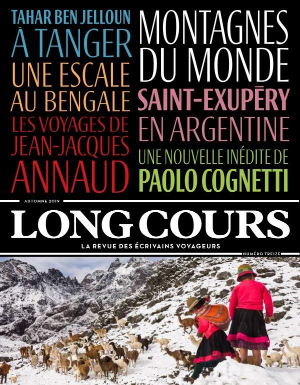 LONG COURS N 13 - MONTAGNES DU MONDE