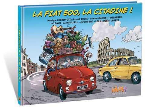 FIAT 500 (LA), LA CITADINE !