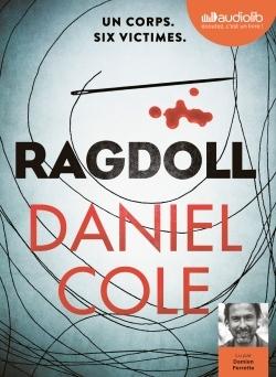 RAGDOLL - LIVRE AUDIO 1 CD MP3