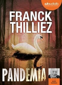 PANDEMIA - LES ENQUETES DE SHARKO ET HENNEBELLE - T9 - LIVRE AUDIO 2 CD MP3