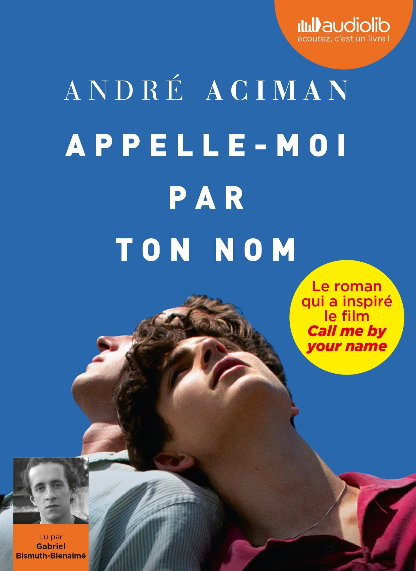 APPELLE-MOI PAR TON NOM - LIVRE AUDIO 1 CD MP3