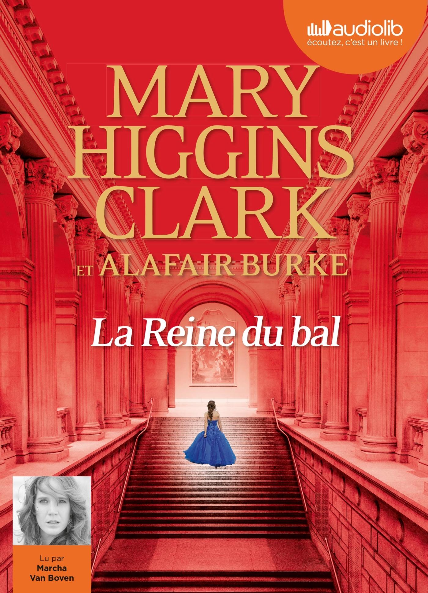 LAURIE MORAN - 4 - LA REINE DU BAL - LIVRE AUDIO 1 CD MP3