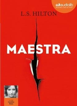 MAESTRA, LIVRE 1 - T1 - LIVRE AUDIO 1 CD MP3