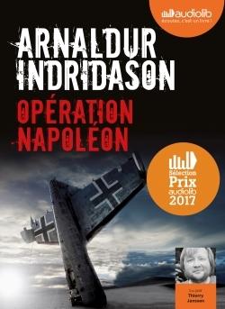 OPERATION NAPOLEON - LIVRE AUDIO 1 CD MP3