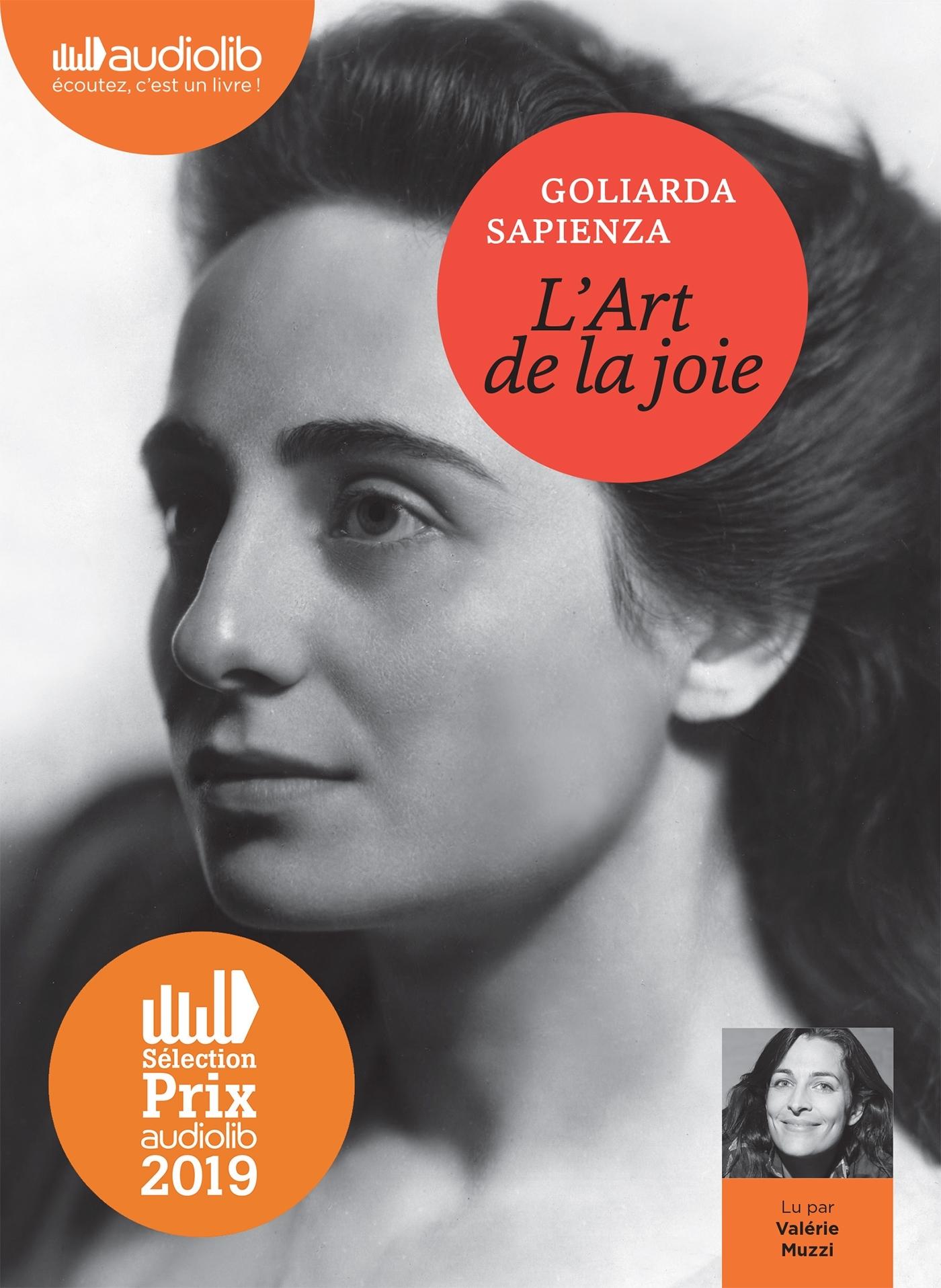 L'ART DE LA JOIE - LIVRE AUDIO 3 CD MP3