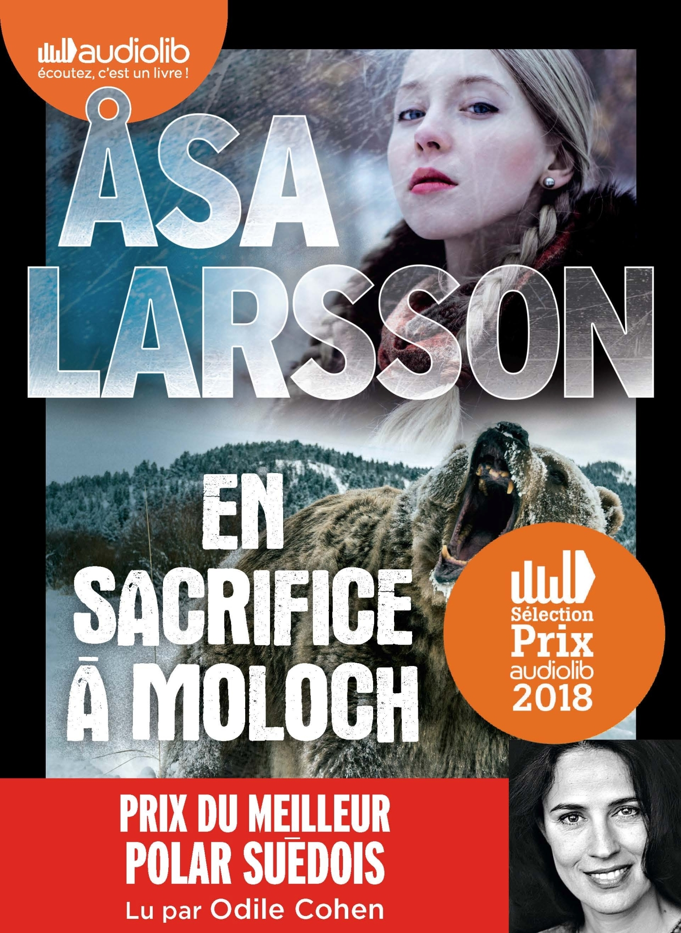 EN SACRIFICE A MOLOCH - LIVRE AUDIO 1 CD MP3