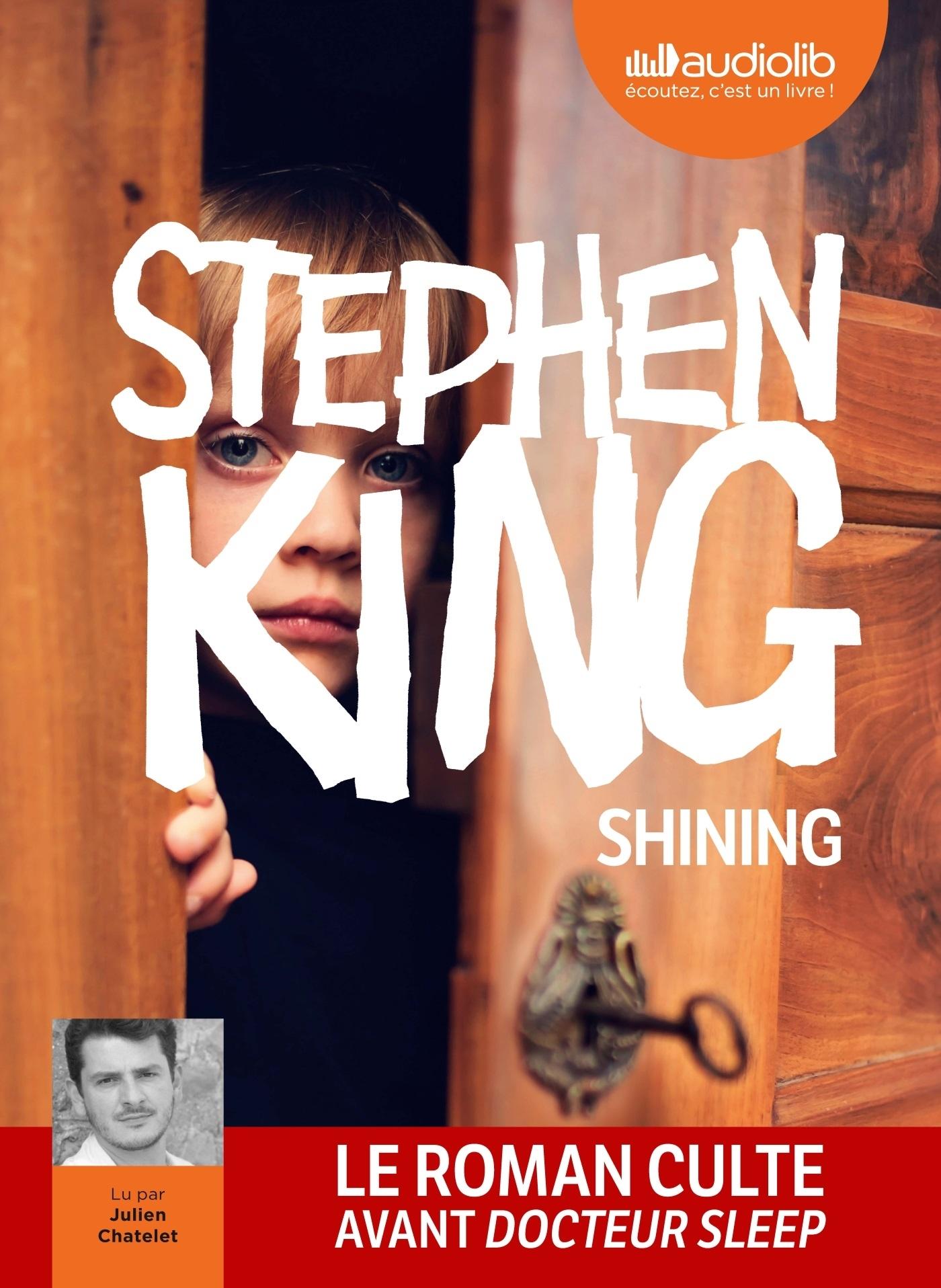 SHINING - LIVRE AUDIO 2 CD MP3