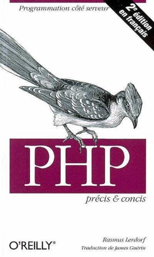 O'REILLY PHP PREC. CONC.2ED