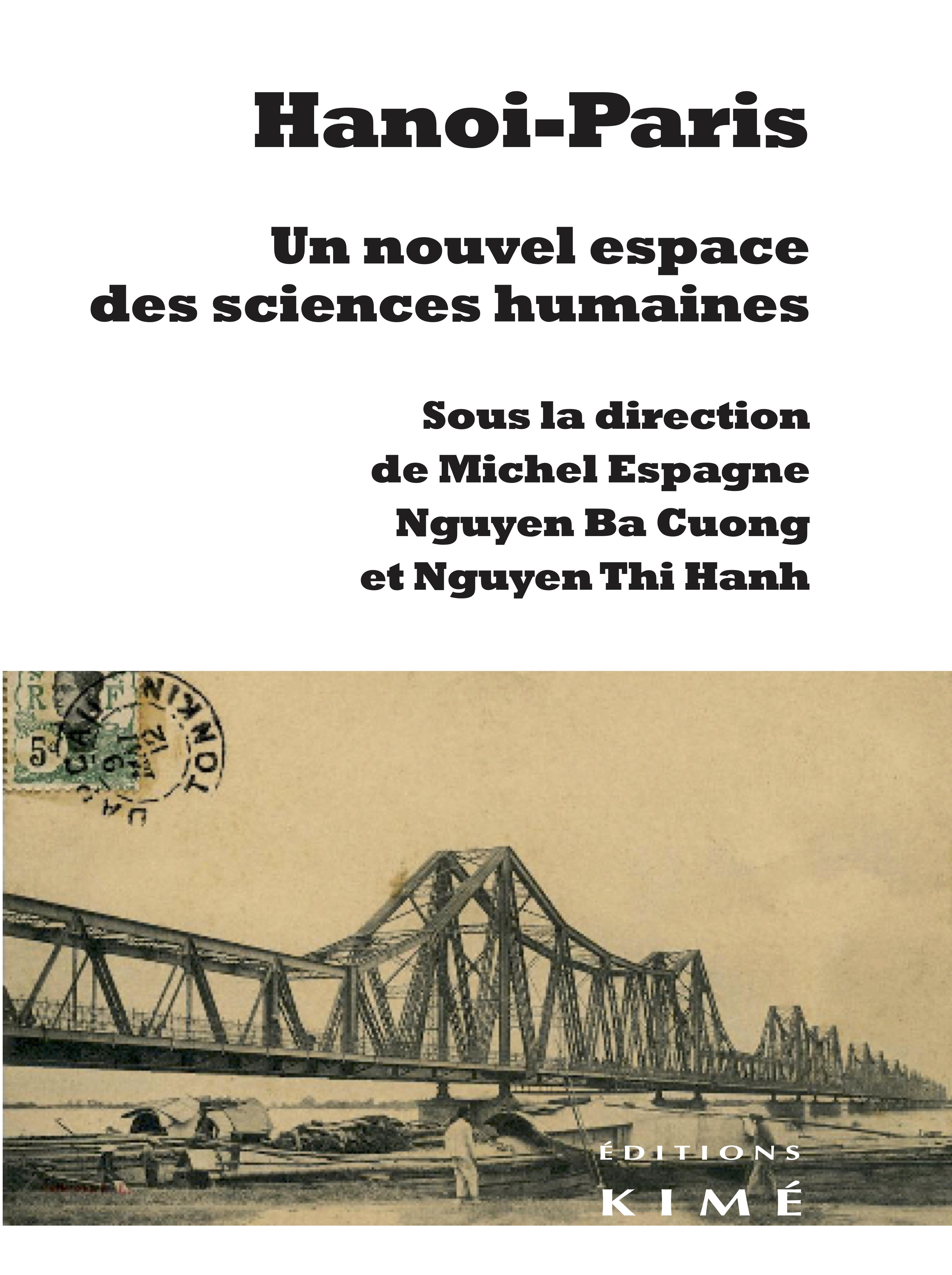 HANOI-PARIS. UN NOUVEL ESPACE DES SCIENCES HUMAINES