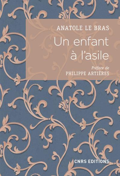 UN ENFANT A L'ASILE. VIE DE PAUL TAESCH (1874-1914)