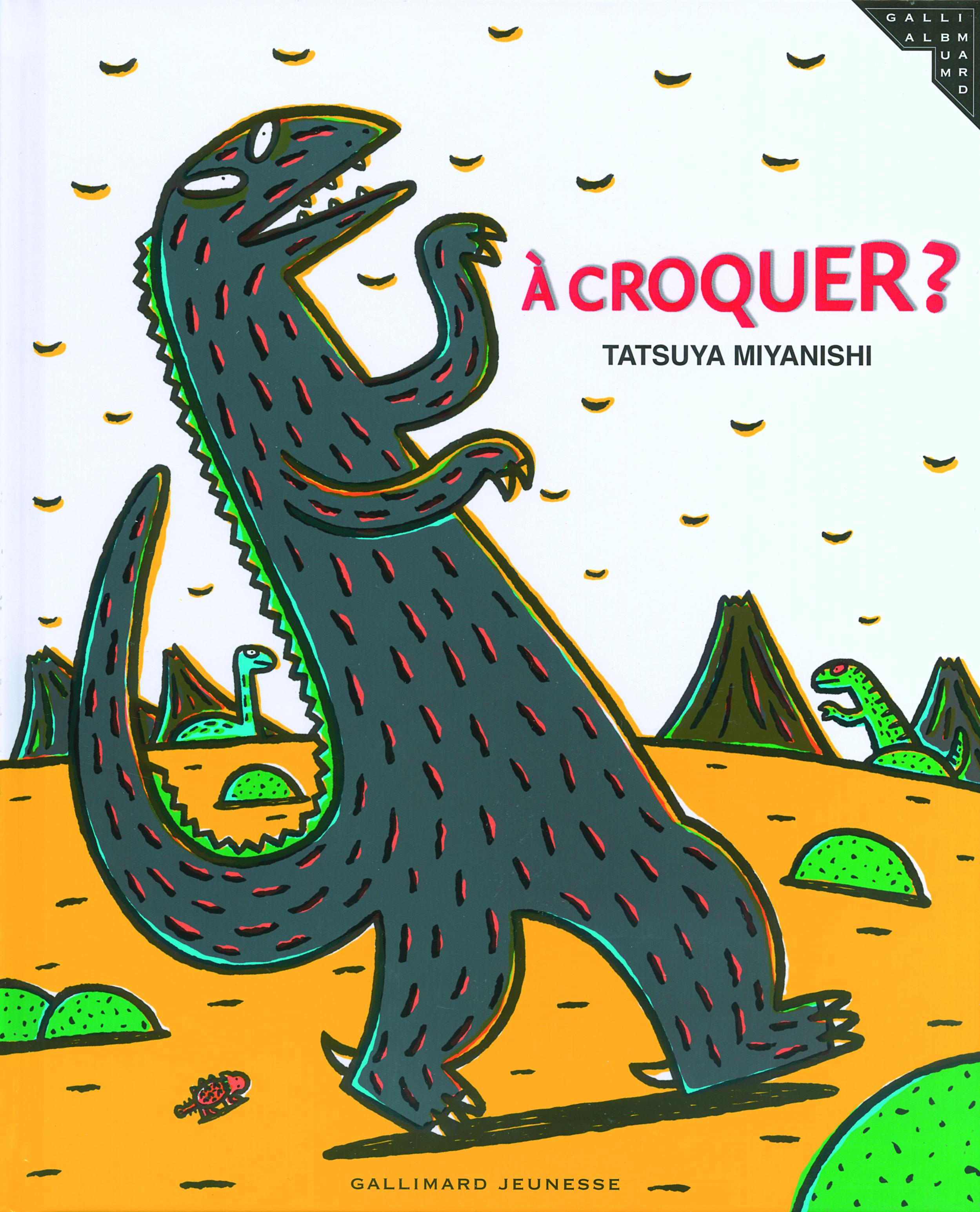 A CROQUER ?