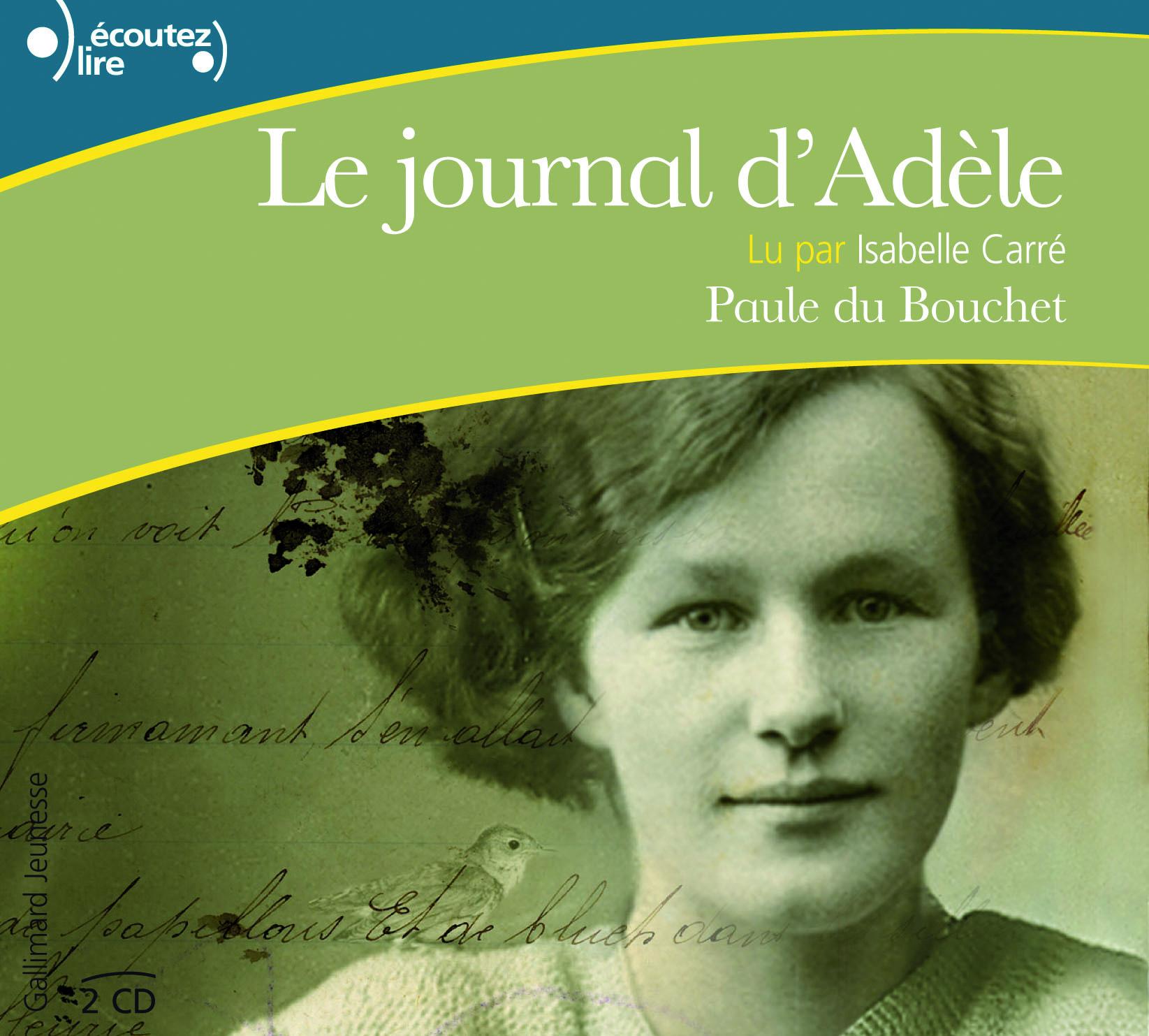LE JOURNAL D'ADELE