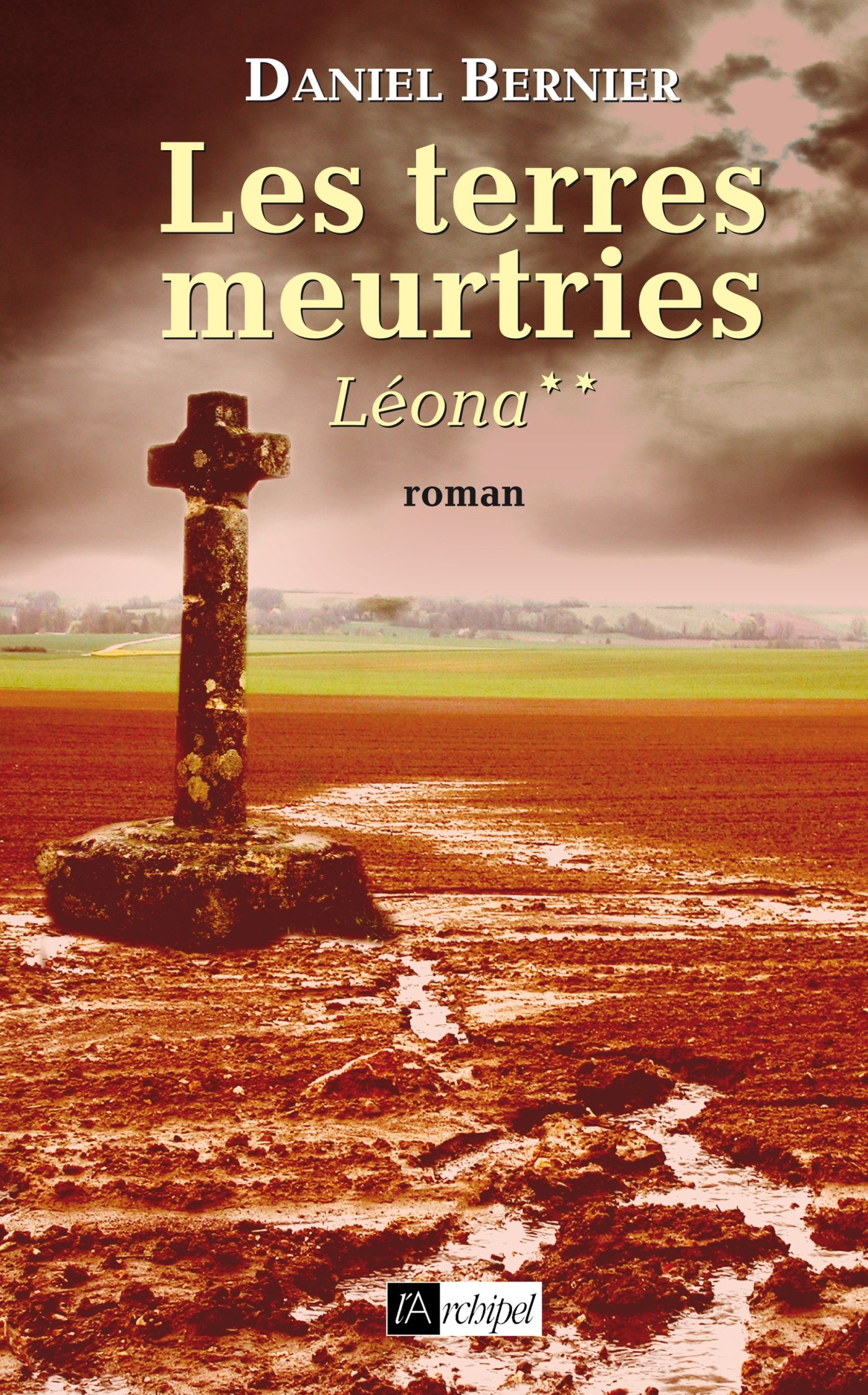 LES TERRES MEURTRIES (LEONA**)