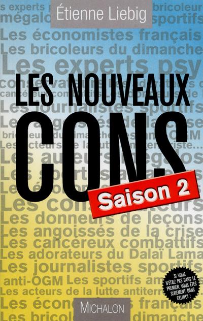 LES NOUVEAUX CONS SAISON 2