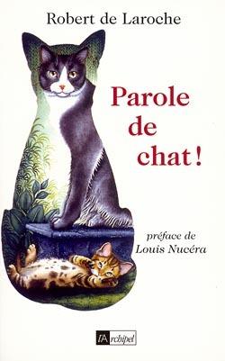 PAROLE DE CHAT !