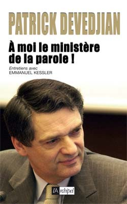 A MOI LE MINISTERE DE LA PAROLE !