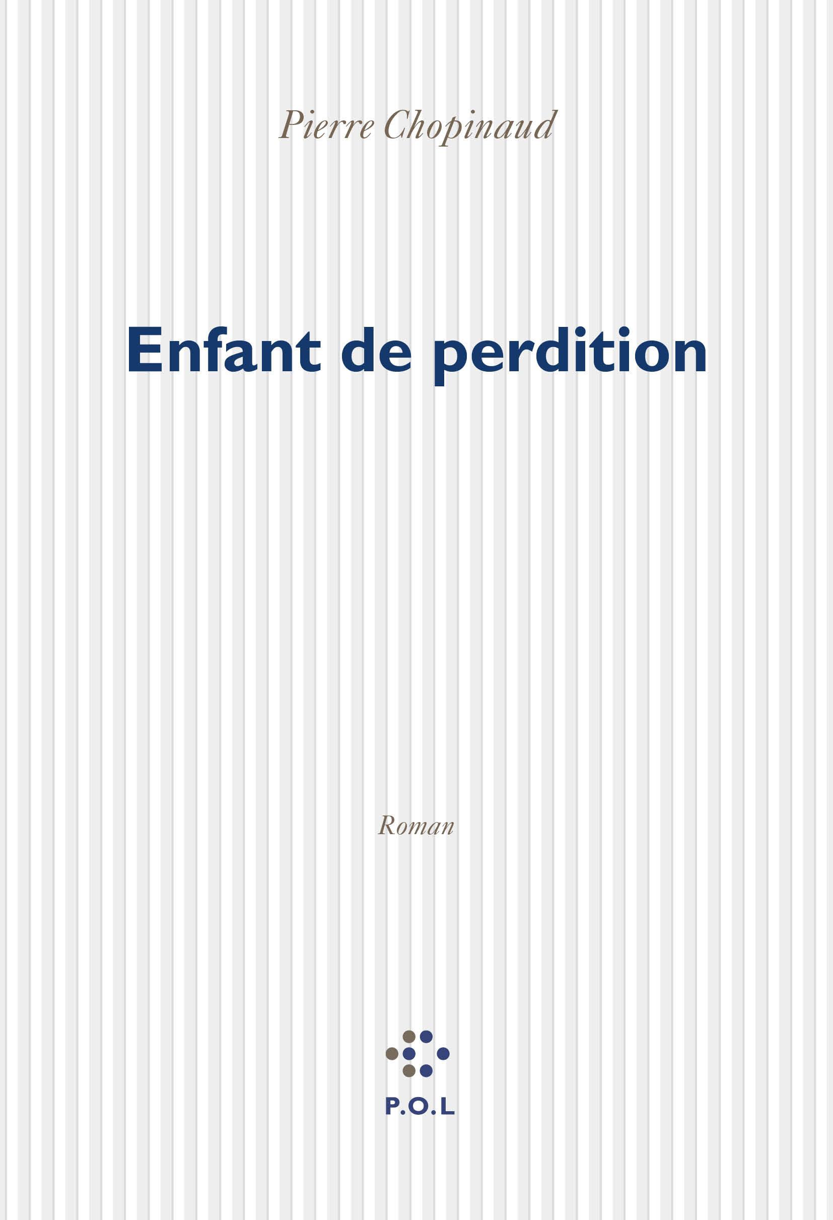 ENFANT DE PERDITION