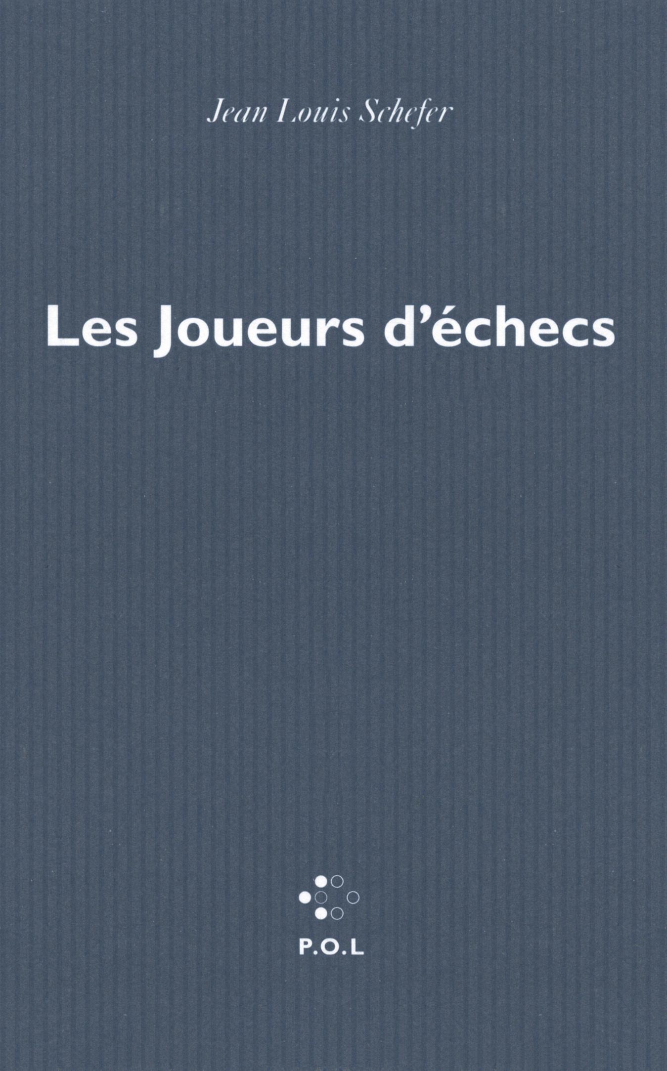 LES JOUEURS D'ECHECS