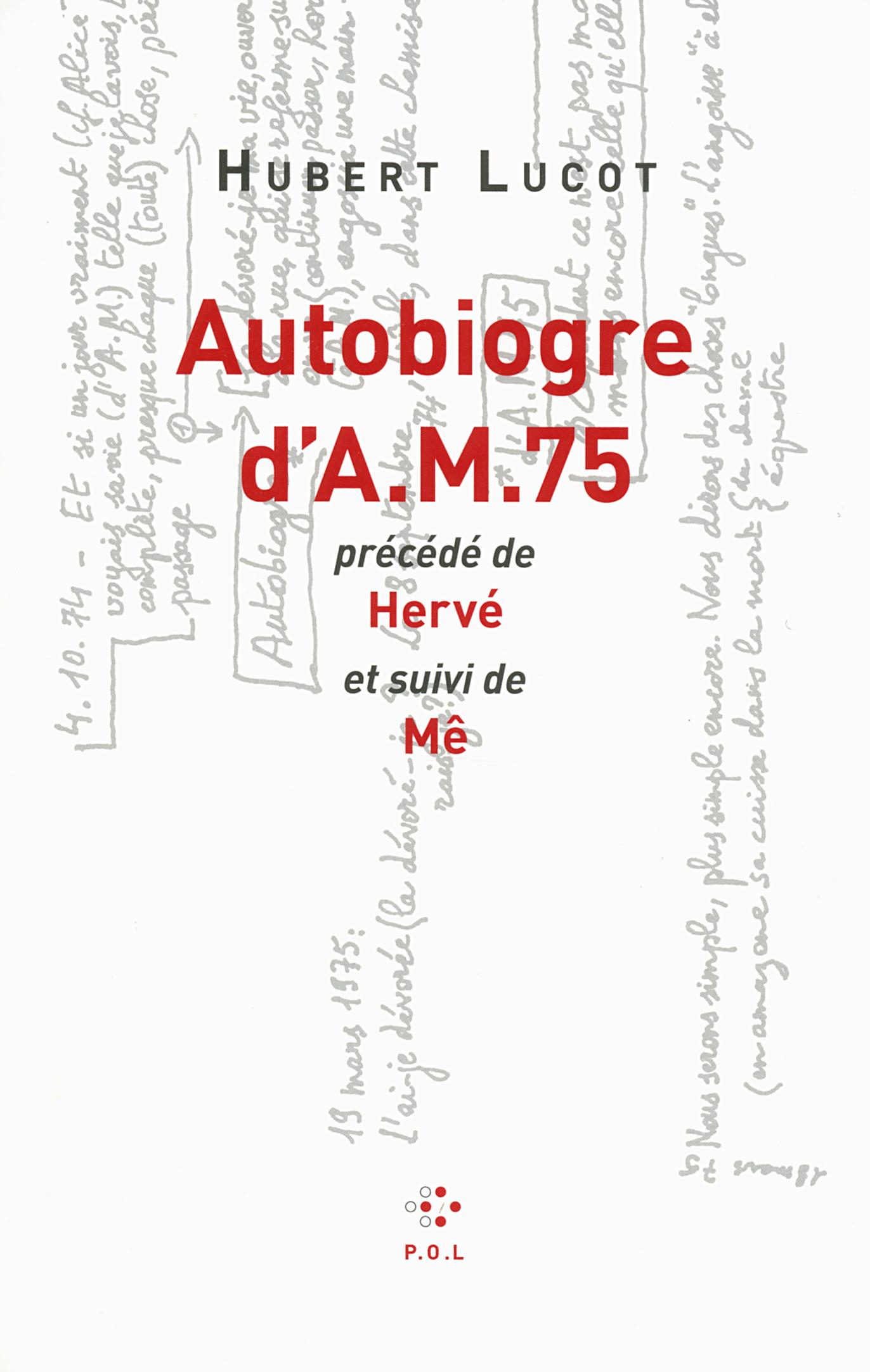 AUTOBIOGRE D'AM 75/HERVE/ME