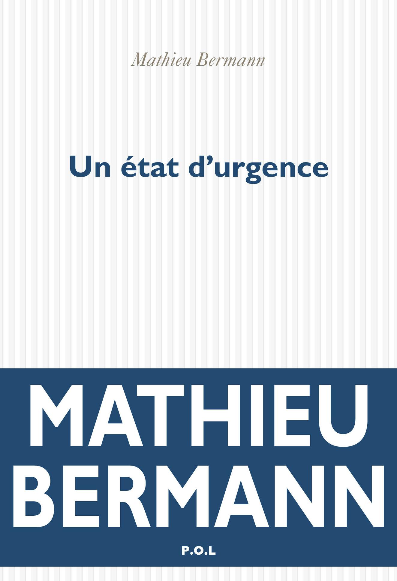 UN ETAT D'URGENCE