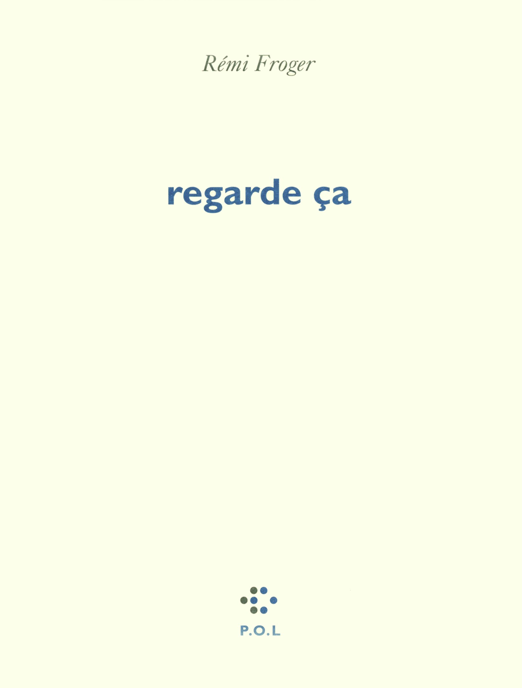 REGARDE CA