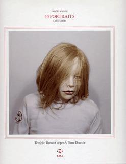 GISELE VIENNE, 40 PORTRAITS, 2003-2008 [EXPOSITION, BREST, CENTRE ATLANTIQUE DE LA PHOTOGRAPHIE, 2-1