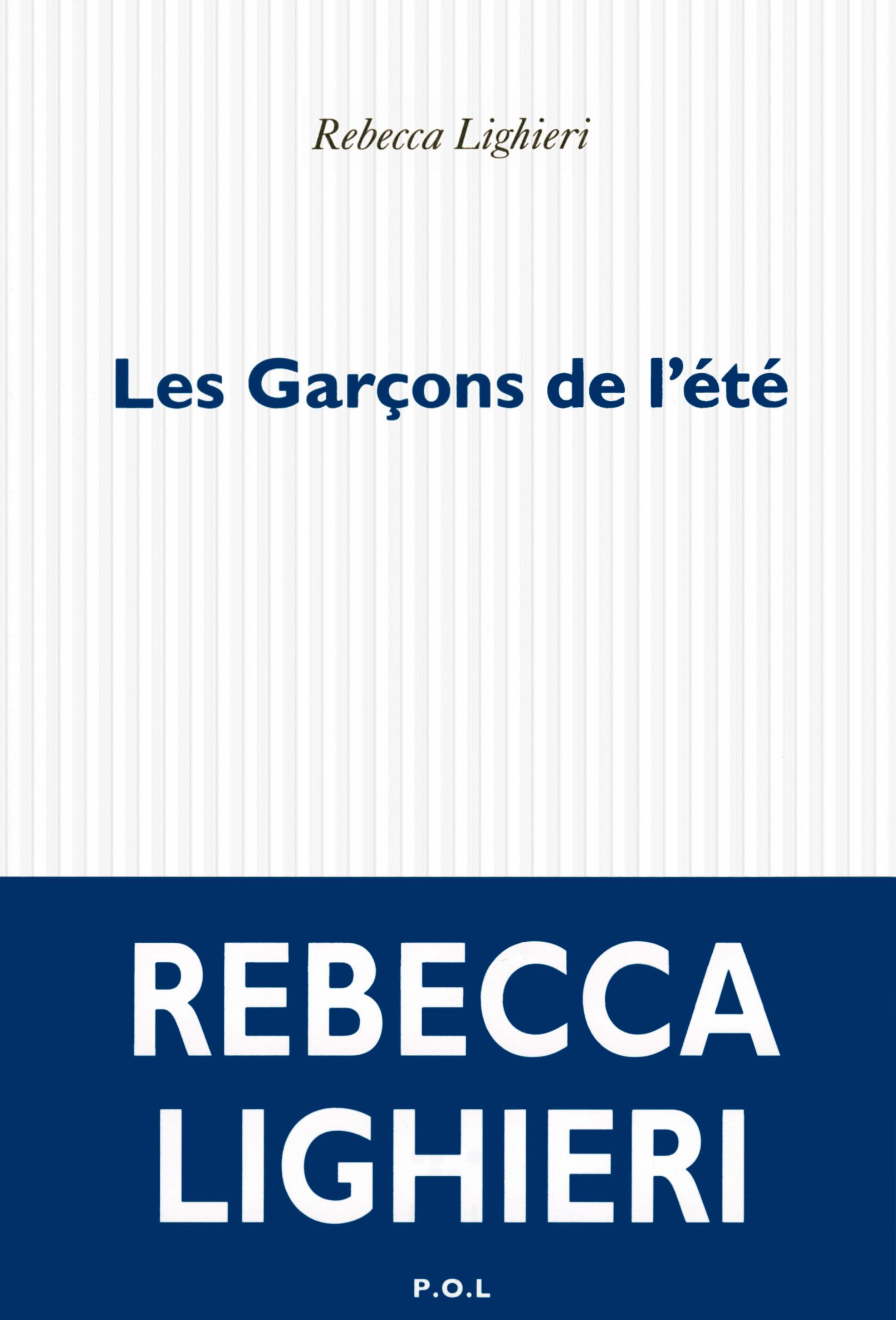 LES GARCONS DE L'ETE