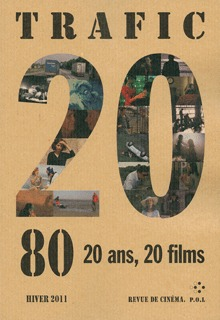TRAFIC 80 - 20 ANS, 20 FILMS
