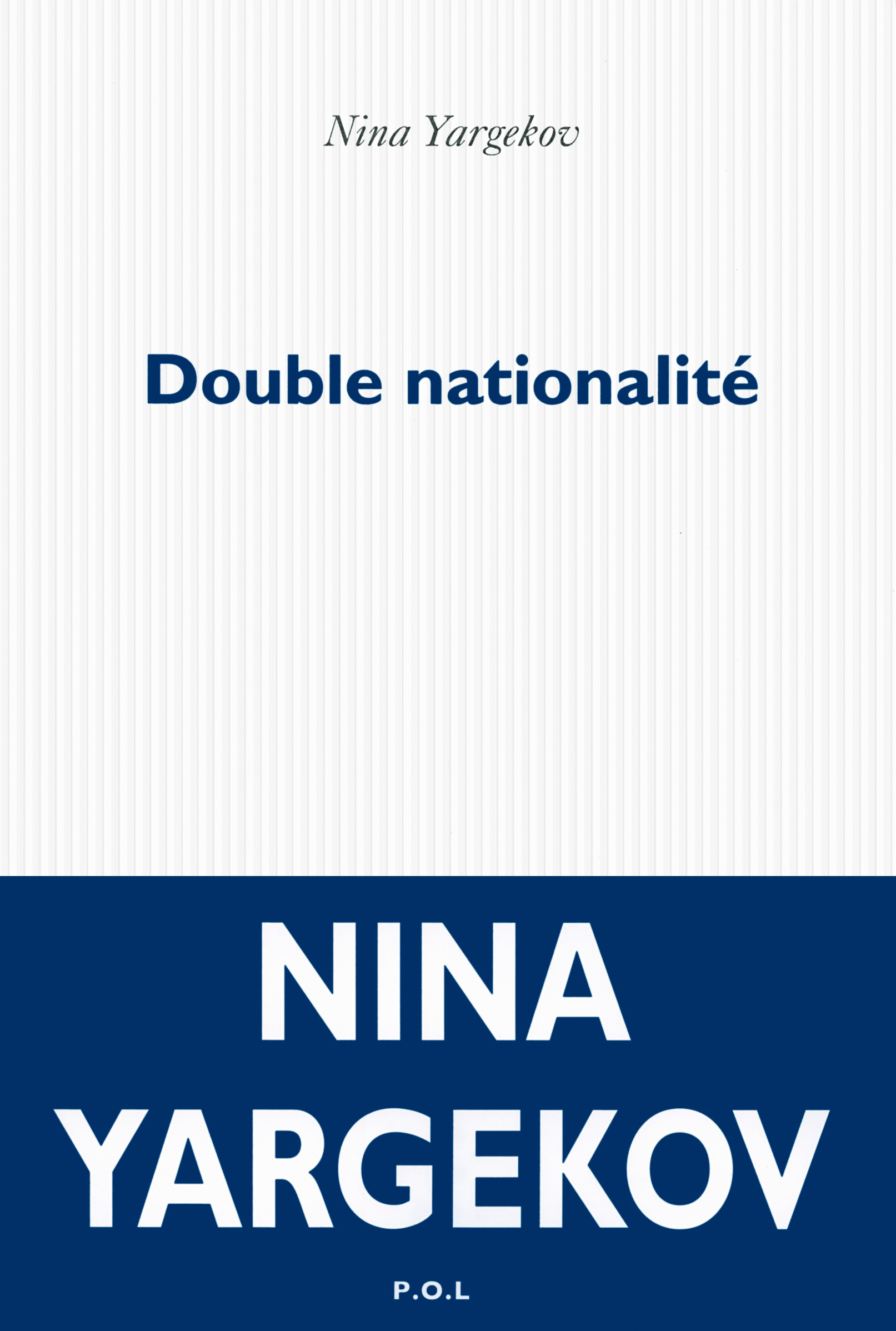 DOUBLE NATIONALITE