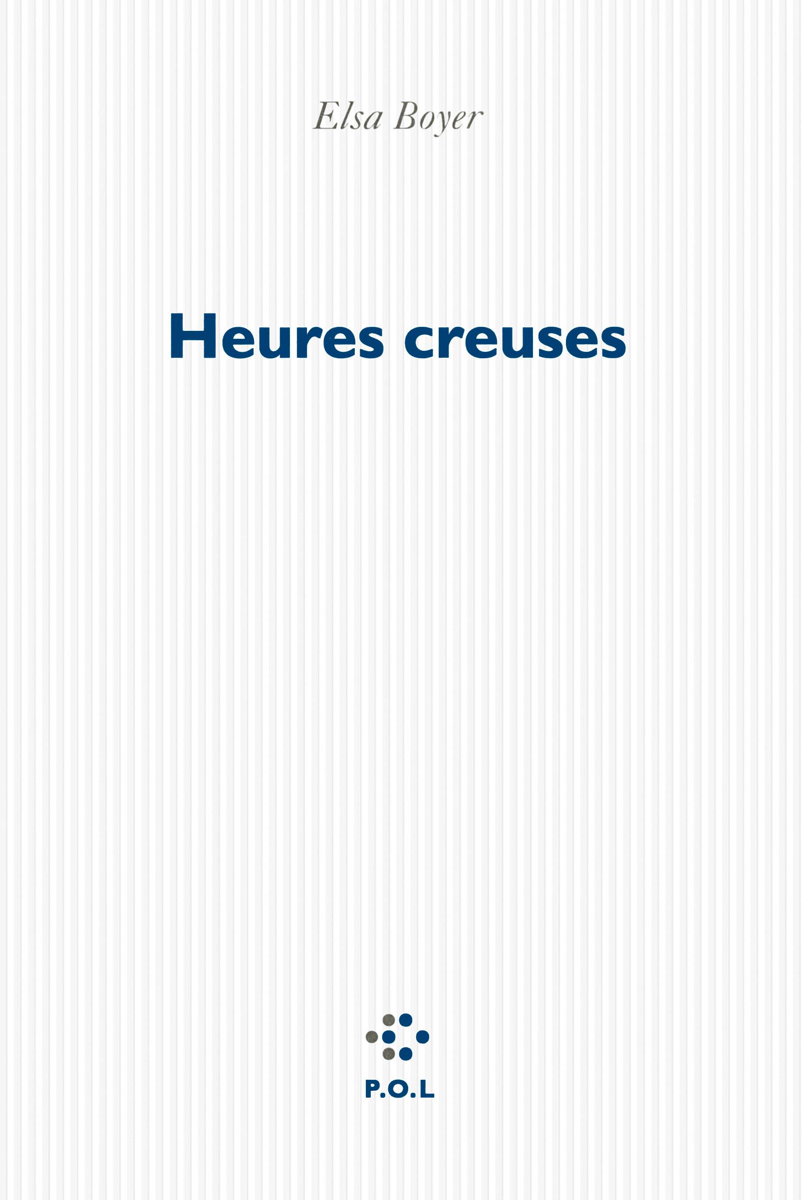 HEURES CREUSES