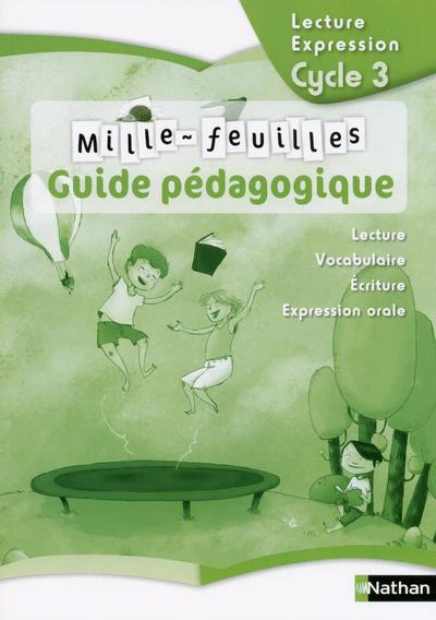 MILLE FEUILLES - GUIDE PEDAGOG