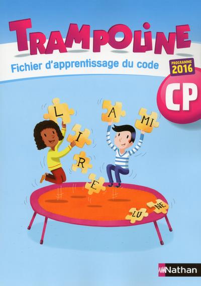 TRAMPOLINE CP - FICHIER D'APPRENTISSAGE DU CODE