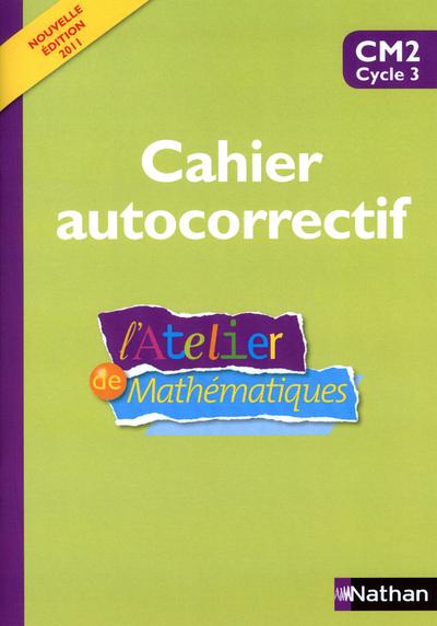 ATELIER MATHEMATIQUES CM2 AUTO