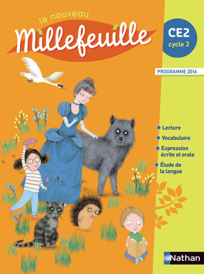 MILLEFEUILLE MANUEL CE2 2017