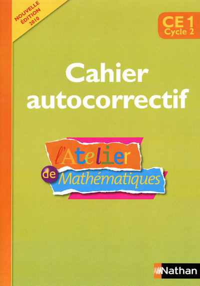 ATELIER MATHS CE1 AUTOCORRECTI