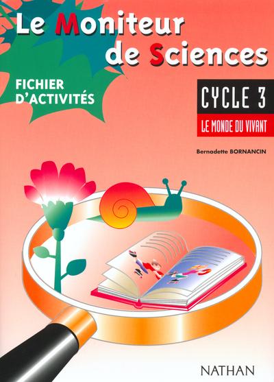 MONITEUR SCIENCES CYCL 3 ACTIV