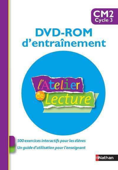 ATELIER LECTURE CM2 DVDROM ENT