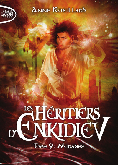 LES HERITIERS D'ENKIDIEV - TOME 9 MIRAGES