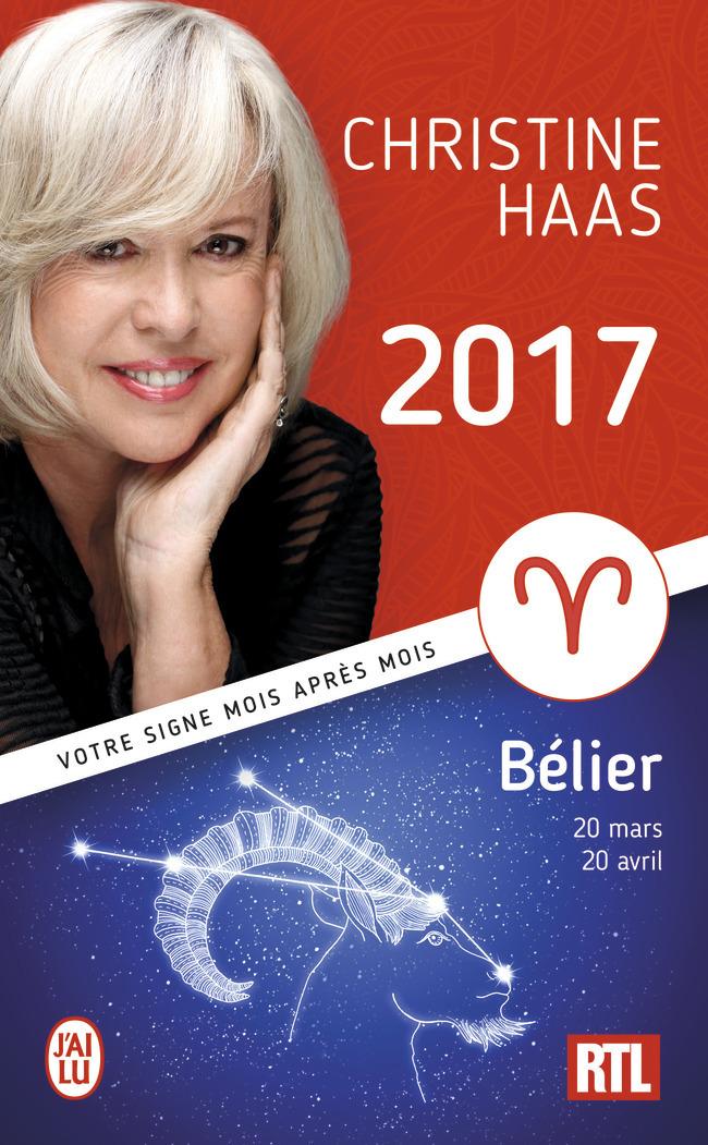 BELIER 2017 - (DU 20 MARS AU 20 AVRIL)