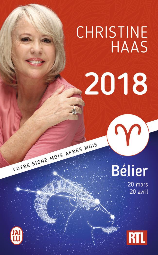 BELIER 2018 - DU 20 MARS AU 20 AVRIL