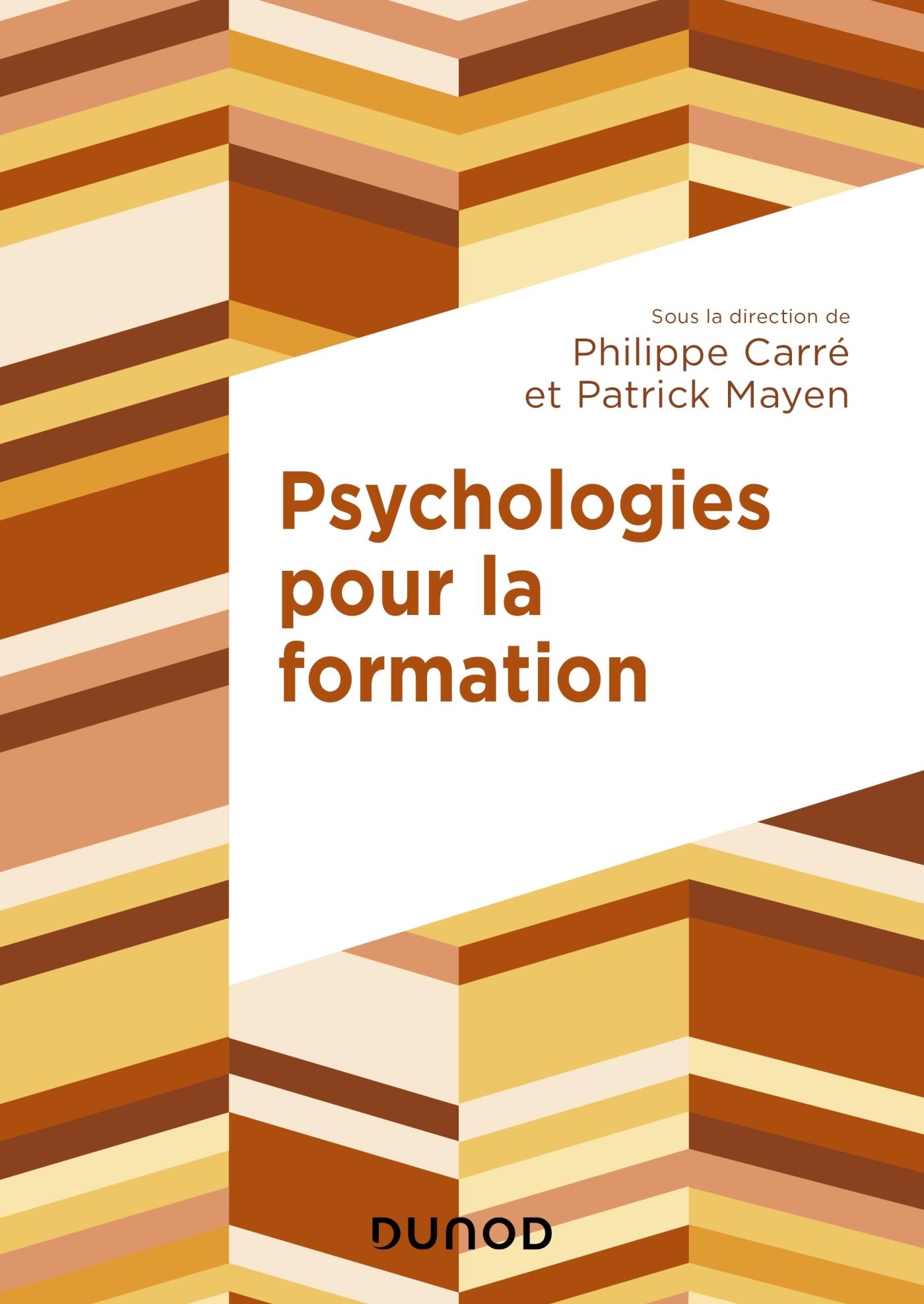 PSYCHOLOGIES POUR LA FORMATION