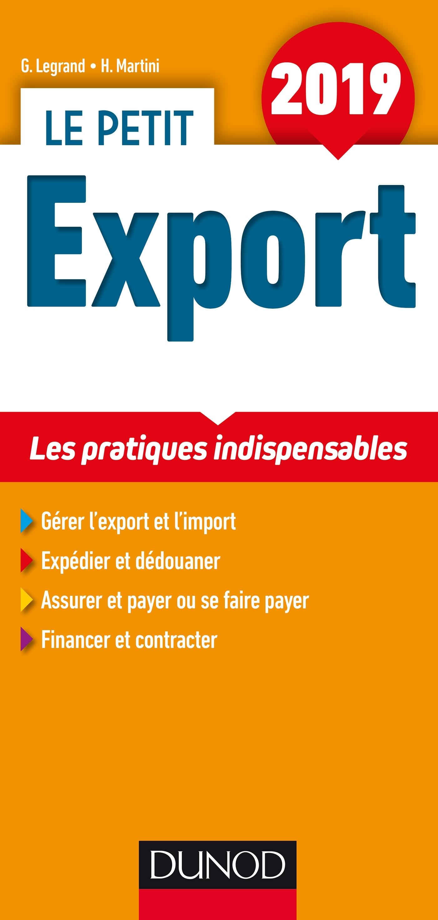 LE PETIT EXPORT 2019 - LES PRATIQUES INDISPENSABLES - T1